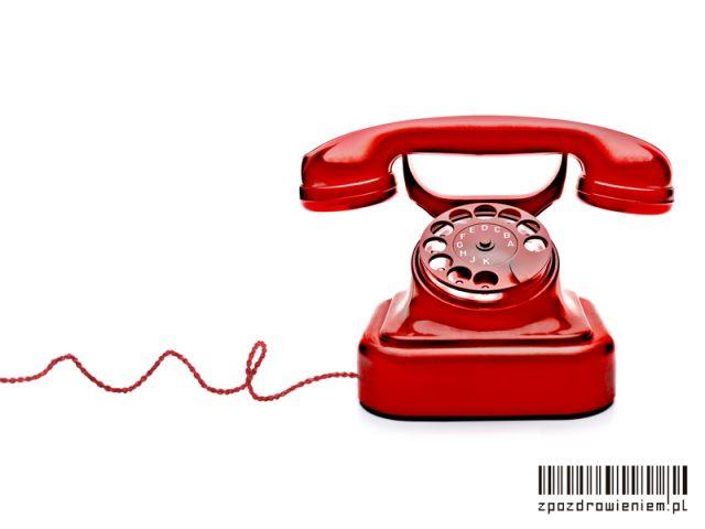 Telefon wareszcie śledczym/ zakładzie karnym?