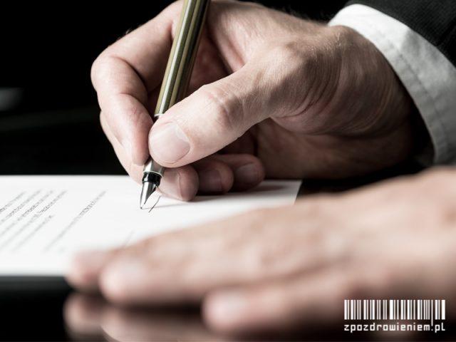 Wzory pism do: Prokuratury, Sądu, Służby Więziennej
