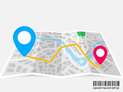 dozor elektroniczny, zmiana adresu, adres, zpozdrowieniem
