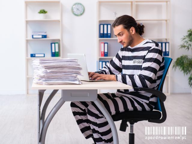 Praca wwięzieniu